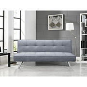 Serta Condor Convertible Sofa - Light Grey