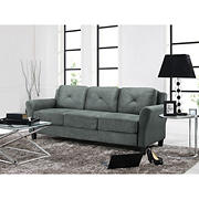 Lifestyle Solutions Harold Sofa - Dark Grey