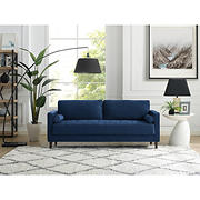 Lifestyle Solutions Langley Sofa - Navy