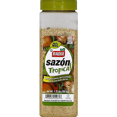 Badia Sazon Tropical Seasoning, 28 oz.