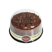 Wellsley Farms 3 Layer Chocolate Cake, 49 oz.
