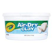 Crayola Air-Dry Clay, 2.5 lbs. - White