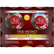 Purina ONE True Instinct Dog Food Variety Pack, 12 ct.