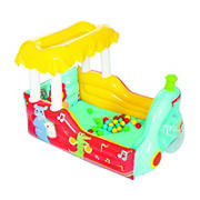 Bestway Fisher-Price Train Ball Pit
