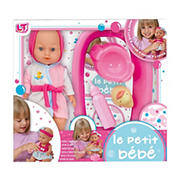 Loko Toys Le Petite Baby doll Bath time and Potty Playset