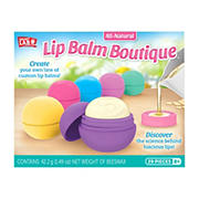 Smart Lab Toys All-Natural Lip Balm Boutique Kit