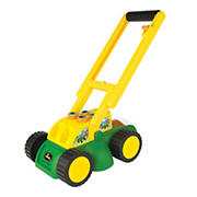 Tomy John Deere Real Sounds Lawn Mower