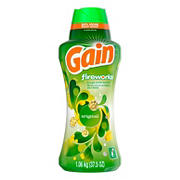 Gain Original Fireworks In-Wash Scent Booster Beads, 37.5 oz