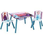 Delta Children Disney Frozen II Storage Table and Chair Set