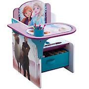 Delta Children Disney Frozen II Chair Desk with Storage Bin