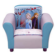 Delta Children Disney Frozen II Kids Upholstered Chair