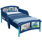 Delta Children Toy Story 4 Plastic Toddler Bed