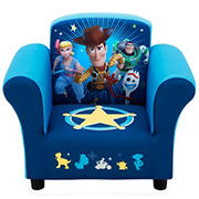 Delta Children Toy Story 4 Kids Upholstered Chair