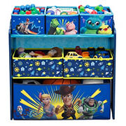 Delta Children Toy Story 4 Design and Store Toy Organizer