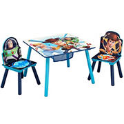 Delta Children Toy Story 4 Kids Table and Chair Set