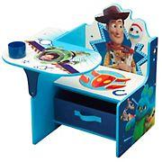 Delta Children Toy Story 4 Chair Desk with Storage Bin