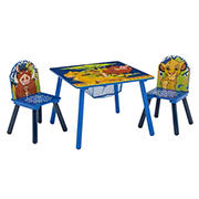 Delta Children The Lion King Table and Chair Set