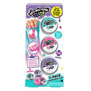 Canal Toys Antibacterial Slime, 3 pk. - Pastel Colors