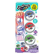 Canal Toys Antibacterial Slime, 3 pk. - Bold Colors