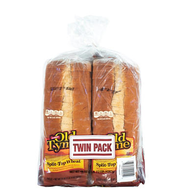Schmidt Old Tyme Split Top Wheat Bread, 2 pk./20 oz.