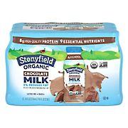Stonyfield Organic Chocolate Milk, 8 oz./12 pk.
