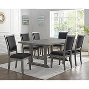 Steve Silver Whitford 7-Pc. Dining Set with White Glove Delivery