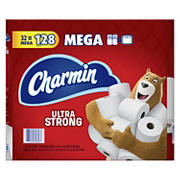 Charmin Ultra Strong Mega Roll Toilet Paper, 32 ct.