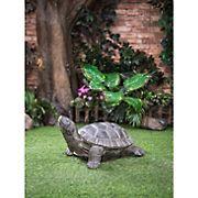 "Berkley Jensen 23"" Turtle Garden Statue"