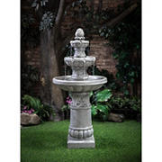 "Berkley Jensen 50"" Tiered Traditional Fountain"