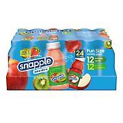 Snapple Juice Drink Variety Pack, 24 ct.