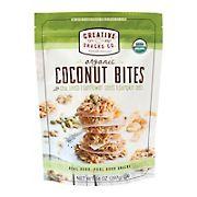 Creative Snacks Organic Coconut Bites, 14 oz.