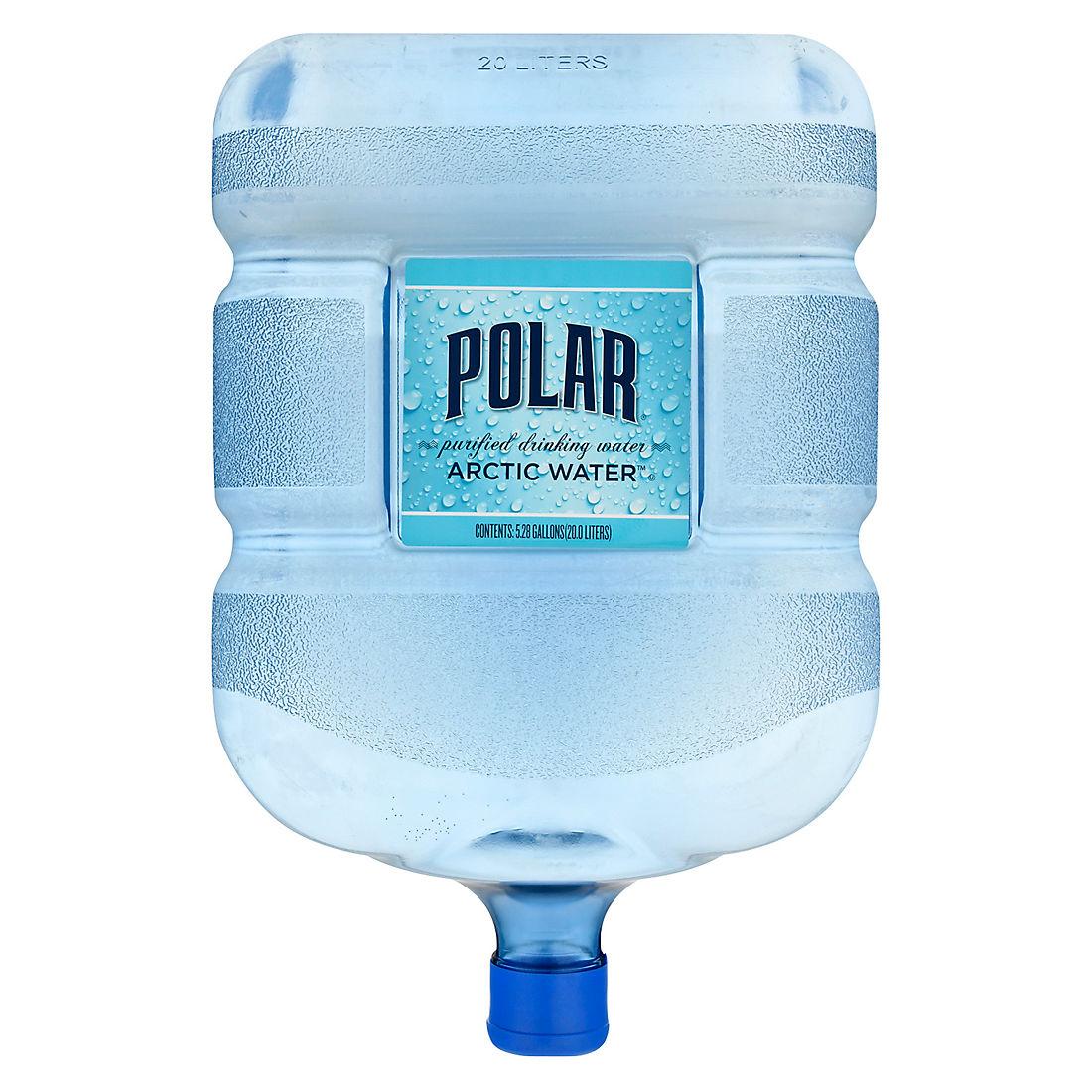 Polar Artic Water, 5 28 gal
