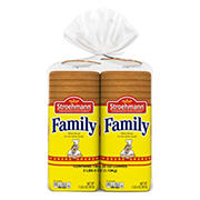 Stroehmann's Family White Bread, 2 pk./20 oz.