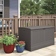 Suncast 200-Gal. Deck Box - Gray