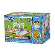 H2OGO! Beach Bounce Kids Inflatable Water Park