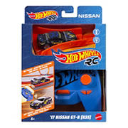 Hot Wheels 1:64 RC Mini Car - Nissan GTR