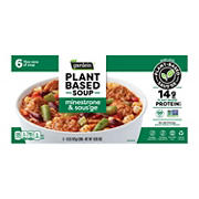 Gardein Plant Based Soup Minestrone & Saus'ge 15 oz. Can, 6 pk.