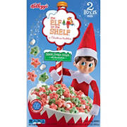 The Elf on the Shelf Sugar Cookie with Marshmallows Breakfast Cereal, 2 ct.