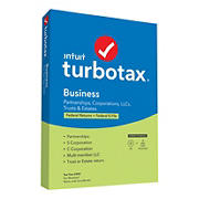 Intuit TurboTax Business Federal + E-File 2020