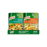 Knorr Cheddar Broccoli and Chicken Rice Sides, 8 ct./5.6 oz.