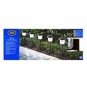Berkeley Jensen 8-Lumen Solar Pathway Lights, 8 pk. - Oil-rubbed Bronze