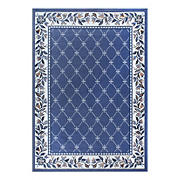 Home Dynamix Premium Aydin 5' x 7' Area Rug -  Country Blue