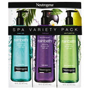 Neutrogena Rainbath Shower and Bath Gel Tri-Pack