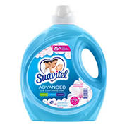 Suavitel Field Flowers Advanced Fabric Softener, 165 oz.