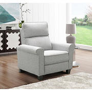 Abbyson Living Elliot Fabric Power Recliner