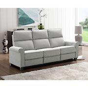 Abbyson Living Elliot Fabric Power Reclining Sofa