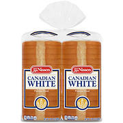 J.J. Nissen Canadian White Bread, 2 pk./22 oz.
