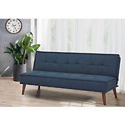 Abbyson Living Melbourne Futon Sofa Bed - Blue