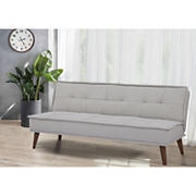 Abbyson Living Melbourne Futon Sofa Bed - Gray