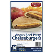 Sandwich Bros Angus Cheeseburger, 14 ct.